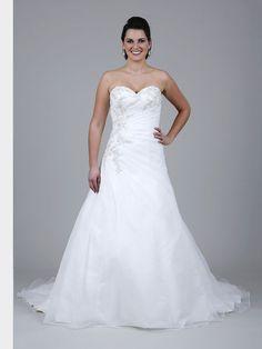 One Shoulder Wedding Dress, Wedding Dresses, Tops, Fashion, Line, Bridal Gown, Curve Dresses, Bride Dresses, Moda