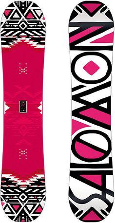 Salomon Spark Snowboard - Women's Snowboard - 2014 / 2015