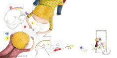 'Ben's Flying Flowers' (Magination Press), written by Inger Maier, illustrated by Maria Bogade