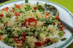 Couscous Salade recept | Smulweb.nl