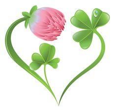 Four Leaf Clover Tattoo, Clover Tattoos, Heart Nail Art, Heart Art, St Paddys Day, St Patricks Day, Shamrock Tattoos, Irish Tattoos, Nail Decals