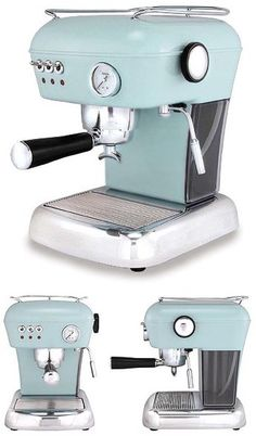 Espresso Machine Rate this from 1 to Espresso Machine Ascaso Dream Espresso Machine. this is exactly the espresso machine I would really like to have. I Love Coffee, Best Coffee, My Coffee, Coffee Shop, Coffee Maker, Coffee Gif, Coffee Break, Morning Coffee, Best Espresso Machine