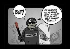 POLICIA ANTIDISTURBIOS