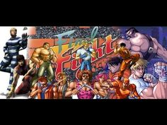 TOP 29 SNES / SFC | FINAL FIGHT (CAPCOM, 1990)