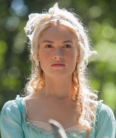 Lily James as Ella in Disney's live-action Cinderella. Cinderella 2015, Cinderella Movie, Cinderella Quotes, Cinderella Pictures, Cinderella Live Action, Disney Love, Disney Magic, Movies Showing, Movies And Tv Shows