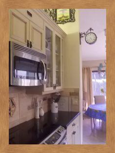 french galley kitchen