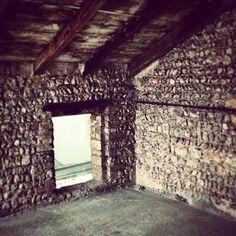 #legno #pietra
