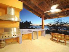 $2600 Playa Potrero house rental - Create a tropical feast outdoors......HUGE