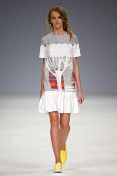 Larisa Lobanova, Look #36