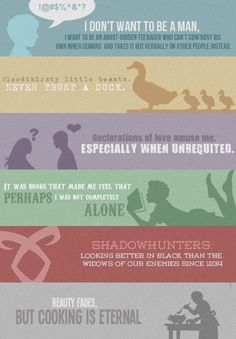 Jace & Will Herondale