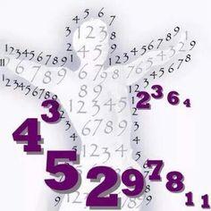 Códigos sagrados numéricos.  Arcángel Chamuel