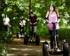 Segway Rally for 2 - Christmas Offer Its time to experience the future of travel on board a Segway X2, and this incredible 2016 Christmas offer allows you to do so, for just a fraction of the full price! With your chosen accomplice and a http://www.MightGet.com/january-2017-11/segway-rally-for-2--christmas-offer.asp