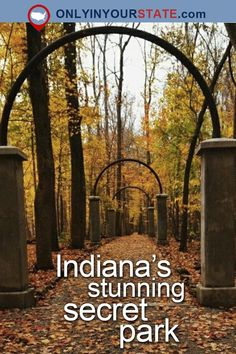 This Hidden Destination In Indiana Is A Secret Only Locals Know About Travel Usa Places To Visit, Oh The Places You'll Go, Abandoned Theme Parks, Abandoned Places, Vacation Places, Places To Travel, Vacation Ideas, Camping Places, Dream Vacations