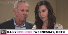 Cameron Mathison, Charles Shaughnessy, Roger Howarth, Kirsten Storms, Steve Burton, General Hospital Spoilers, Kelly Monaco, James Patrick, The Only Way