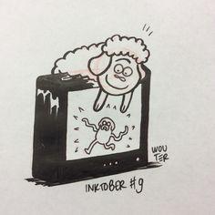 Inktober #9
