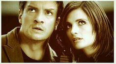 Castle and Beckett looking amazing