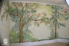 Another tree mural