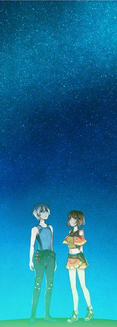 Tags: Anime, Juugonichi, Suisei no Gargantia, Amy (Suisei no Gargantia), Ledo (Suisei no Gargantia)