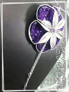 Nespresso necklace - www.facebook.com/AtelierdeCirce