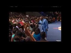 Harvest of a Sacrificial Life - Metamorphosis Watch the Rebroadcast at http://tdjakes.org/watchnow