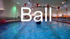 Aqua Aerobics - Ball