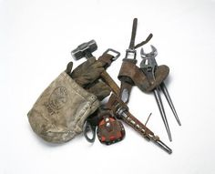 """Most couldn't carry the tools---much less do the work.  By the way there is only one bag, only a 4 lb not an 8 lb. beater, and no sleever bar not to mention both bags full of 1"""" bolts"""
