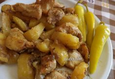 Hungarian Recipes, Hungarian Food, Cake Cookies, Meat Recipes, Potato Salad, Bacon, Paleo, Food And Drink, Dishes
