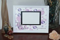 8x6 Picture Frame Photo Matte The Girls by SapphireCustomPhotos, $8.00
