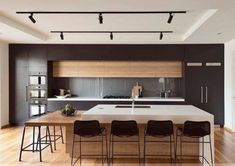 8 Modern Kitchen Ideas For Your Eternal Space And Your Favorite Room Home Decorating The house is very suitable for families. One area that has an important role in launching family activities in daily life is the kitchen.