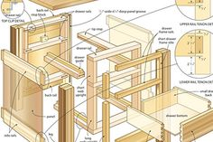 Woodworking Plan 1