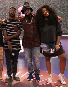Isaiah Rashad Schoolboy Q SZA TDE Top Dawg Entertainment New Hip Hop Beats Uploaded EVERY SINGLE DAY  http://www.kidDyno.com