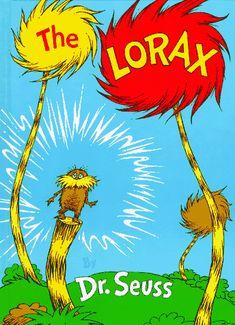 The Lorax by Dr. Seuss // Highly original characters with whimsical rhymes and delightfully weird illustrations. Heavy-handed with environmental awareness, it is something that should be recommended to young children. Great Books, My Books, Theodor Seuss Geisel, Science Lessons, Plant Lessons, Science Ideas, Poll Results, Preschool Themes, Preschool Books