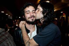 Fabrizio Moretti & Devendra Banhart <3