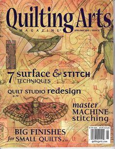Quilting arts 32 - Silvana Oliveira - Picasa Web Albums