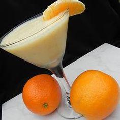 Orange Banana Smoothie Allrecipes.com