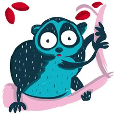 Loris Disney Characters, Fictional Characters, Minnie Mouse, Illustration, Art, Craft Art, Illustrations, Kunst, Gcse Art