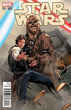 Star Wars Vol 4 Cover B Variant Connecting E Cover (Vader Down Part Star Wars Comics, Star Wars Art, Marvel Comics, Han Solo And Chewbacca, Star Wars Han Solo, Comic Book Covers, Comic Books Art, Marvel Series, Star Wars Collection