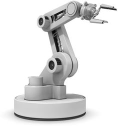 An image of robot arm isolated on a white background by Some(Geoffrey Holman) on SpiderPic, a price comparison search engine for royalty free stock photos. Mechanical Arm, Mechanical Design, Robot Platform, Medical Robots, Robotic Automation, Robotics Projects, Industrial Robots, Futuristic Armour, Robot Arm