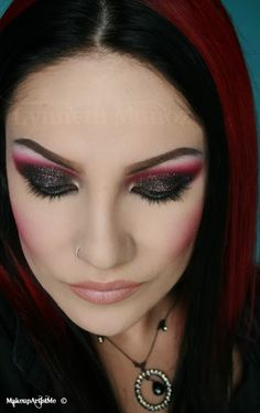 Make-up Artist Me!: Space Out! -- makeup tutorial
