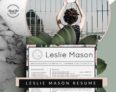Best Beautiful Resume CV Template CreativeWork247 - Fonts, Graphics, Themes...