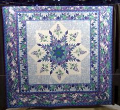Another Bluebonnet quilt