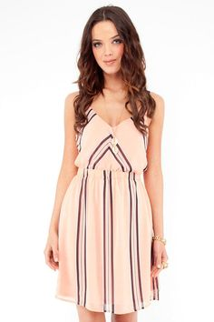 The back to this dress is so cool! Love it!