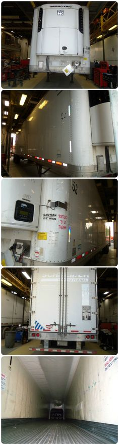 Clearance #Sale: '05 Wabash Reefer Trailer w/ 10,662 Hours. Was: $17,250, Now: $14,250. #Save $3,000. View more at http://schneidertrucks.com