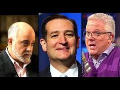 Mark Levin, Glenn Beck, Erick Erickson, And GOP Super PAC's In Bed With Lying Ted Cruz - YouTube