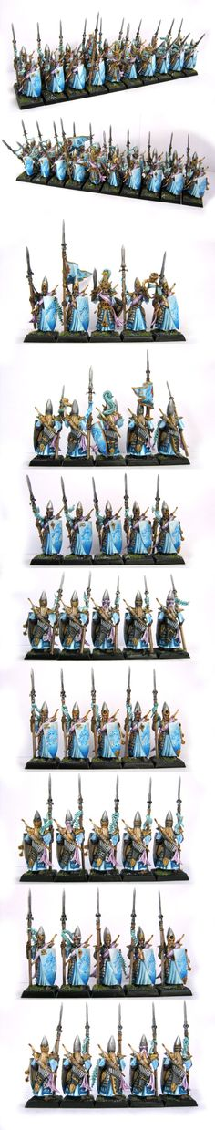 Wonderful High Elves Sea Guard