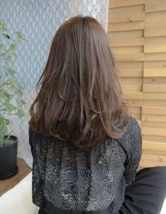 Haircuts Straight Hair, Haircuts For Medium Hair, Medium Hair Cuts, Medium Hair Styles, Short Hair Styles, Korean Haircut Medium, Hair Color Swatches, Asian Short Hair, Love Hair