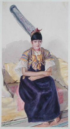 jewish_woman_algeria1834 TH.Leblanc