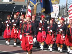 Cannonball | Gettysburg Remembrance Day Parade 2011 – part 1