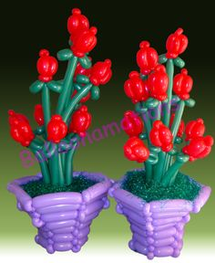 Amazing Balloon Decorations for events in greater San Antonio, TX Balloon Crafts, Balloon Decorations, Flower Decorations, Custom Balloons, Balloon Flowers, Balloon Columns, Balloon Animals, Flower Centerpieces, Planter Pots