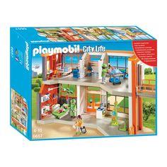 4826 Wildtierpflegestation von Playmobil Abenteuer